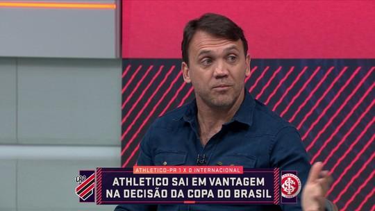 """Petkovic analisa final da Copa do Brasil: """"Placar bom para o Inter dentro do planejamento"""""""
