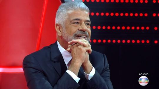 Lulu Santos apoia Damiana Sadili após apresentação no 'The Voice Brasil': 'Acontece com os melhores cantores'