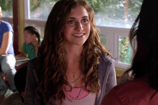 Alyson em Camp Rock (Foto: Reprodução)