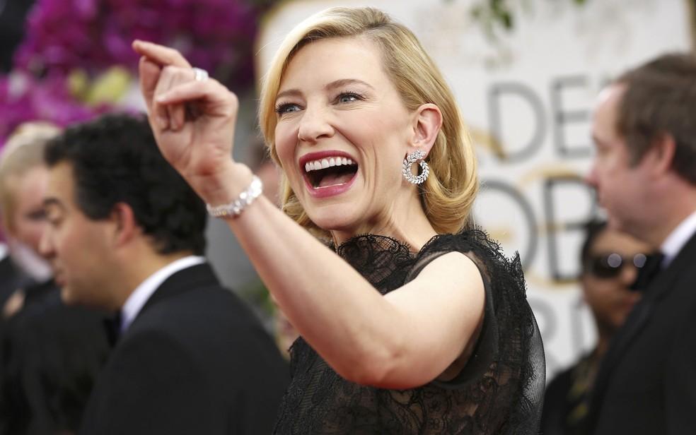 Cate Blanchett é presidente do júri de Cannes na edição de 2018 (Foto: REUTERS/Mario Anzuoni)