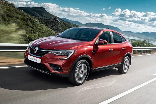 Renault ARKANA (Foto: Divulgação)
