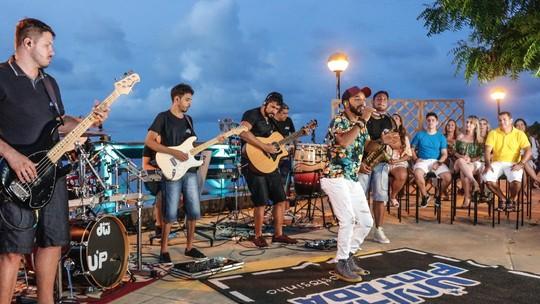 'Combinado de Verão' recebe o cantor Unha Pintada
