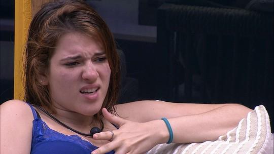 Ana Clara e Gleici discordam em palpite sobre quem vencerá o BBB18