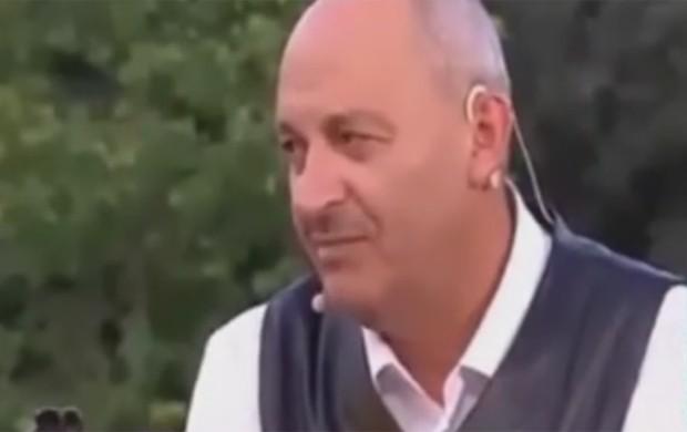 Mustafa Askar fez a declaração em programa da TV estatal TRT (Foto: Reprodução/YouTube/DailyNews)