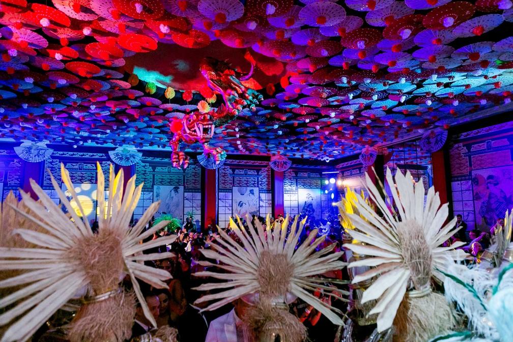 Edição do Baile do Copacabana Palace — Foto: Divulgação/Copacabana Palace