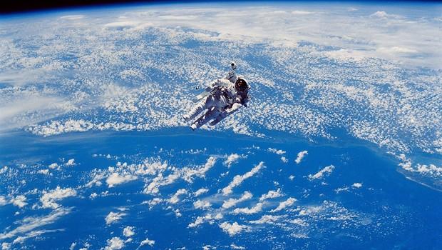 Astronauta (Foto: Pixabay)