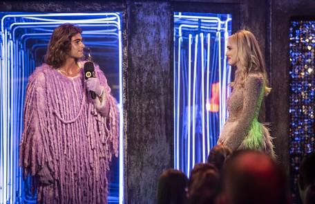 Na terça-feira (4,) João (Rafael Vitti) revelará que é o idealizador do programa de Manu (Isabelle Drummond) durante o Grande Prêmio da TV Isabella Pinheiro/Gshow