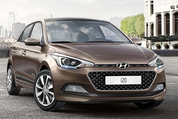 O hatchback recebeu facelift em 2018 (Foto: Divulgação)
