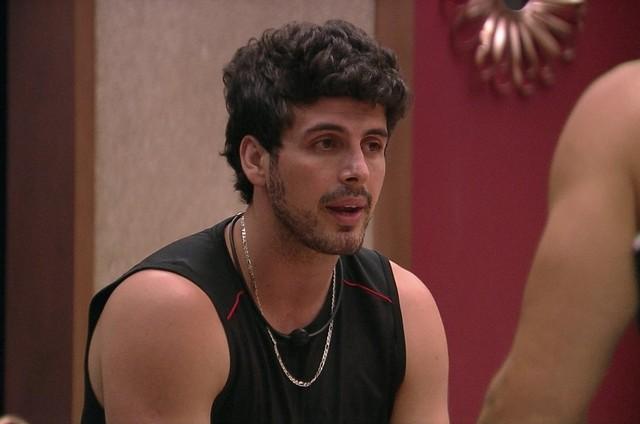 Maycon do 'BBB' (Foto: TV Globo)