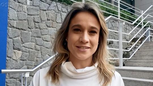 Fernanda Gentil fala de peça e celebra contato direto com público: 'Saca na hora se a piada rolou'