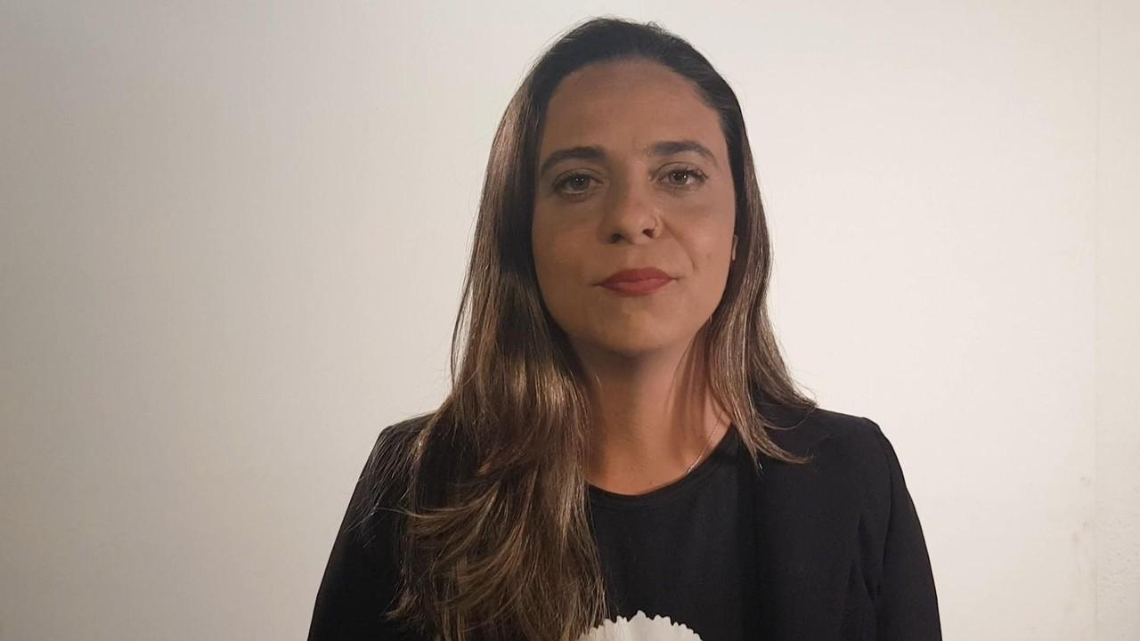 Fernanda Melchionna (PSOL) responde a pergunta sobre mobilidade urbana em Porto Alegre