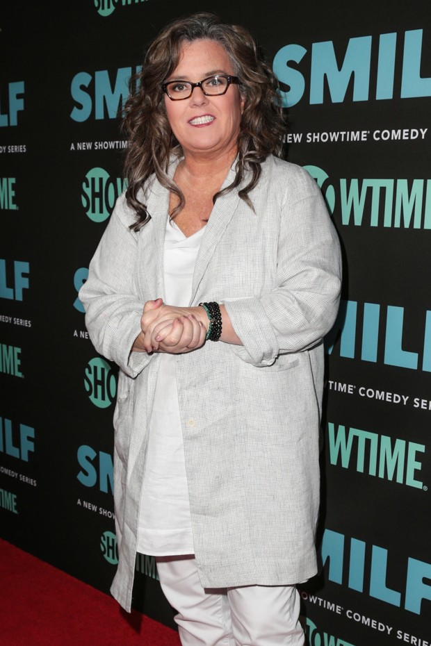 Rosie O Donnell (Foto: Backgrid)