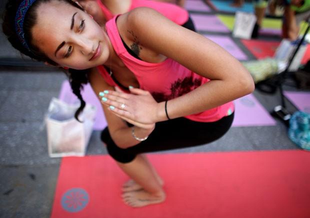 IFRR abre vagas para aulas gratuitas de ioga em Boa Vista
