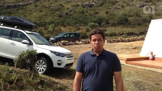 Land Rover Discovery Sport diesel: primeiras impressões
