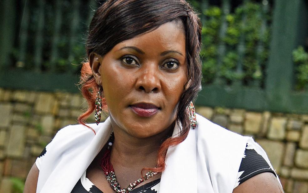 Kigula conseguiu sua liberdade e a de outras centenas de pessoas (Foto: Isaac Kasamani/BBC)
