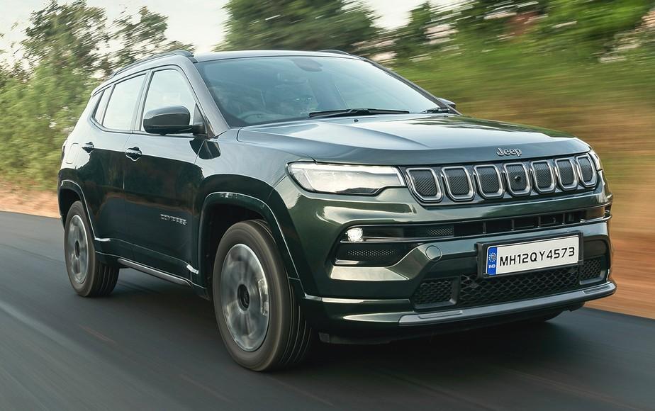 Novo Jeep Compass 2022 1.3 turbo tem preços revelados e belisca os R$ 180 mil