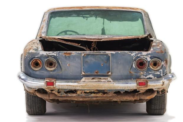 Depois de restaurado, o modelo multiplicará o seu valor (Foto: Divulgação)
