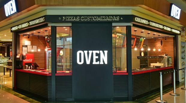 Unidade da Oven Pizza (Foto: Divulgação)