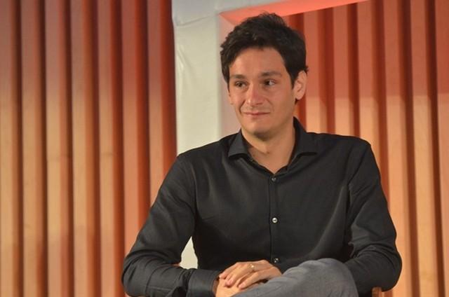 Bruno Luperi (Foto: TV Globo)