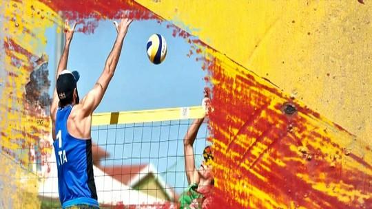 Professor Olímpico: vôlei de praia, o esporte que é a cara do verão brasileiro