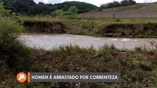 Idoso morre após tentar cruzar riacho e ser arrastado pela força da água em São Pedro do Sul