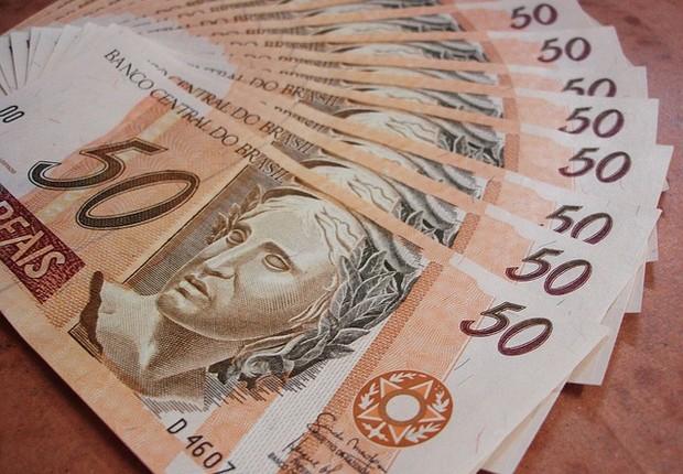 Dinheiro em espécie representa 50% do faturamento do comércio, segundo o Banco Central (Foto: Pixabay)