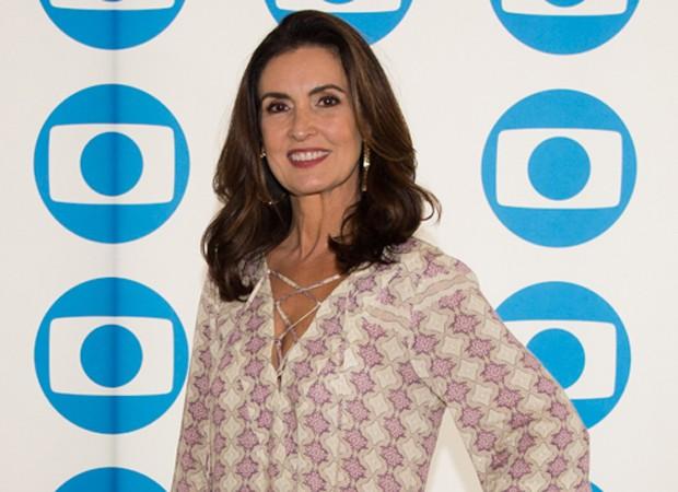 Fátima Bernardes (Foto: Divulgação/TV Globo)