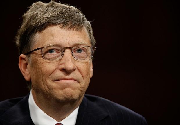 O bilionário americano Bill Gates (Foto: Chip Somodevilla/Getty Images)