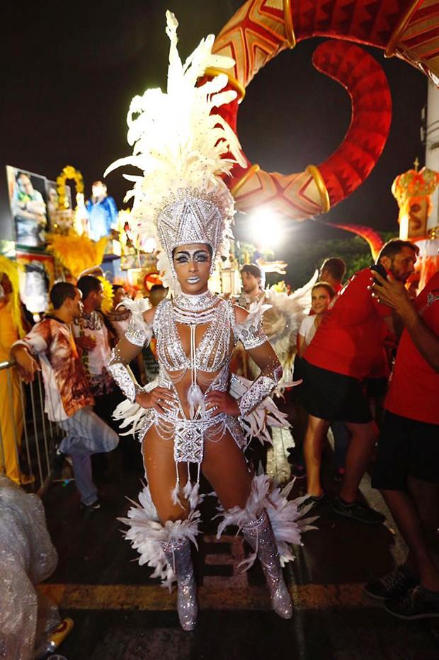 Amanda Djehdian (Foto: Eduardo Saraiva/ Ed. Globo)
