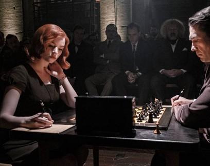 """Os enxadristas que inspiraram os personagens de """"O Gambito da Rainha"""""""