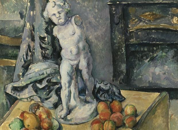 Diversas obras de Cézanne foram inspiradas em seu ateliê (Foto: Nationalmuseum/ Reprodução)