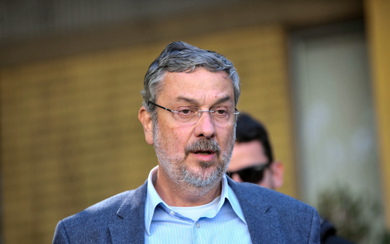 O ex-ministro da Casa Civil e da Fazenda Antonio Palocci (Foto: Suellen Lima/FramePhoto/Folhapress)