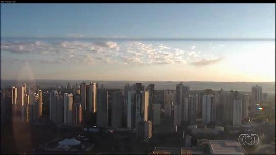 Goiânia pode ter 12ºC e dia mais frio do ano na chegada do inverno, diz Inmet