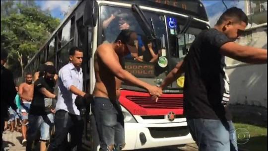 MP pede soltura de 138 dos 159 presos em ação contra milícia