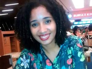 Natália Tâmara Felipe Macêdo, de 24 anos, foi morta em São Gonçalo do Amarante (Foto: Arquivo pessoal)
