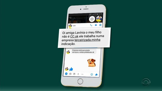 Político de Viamão assume na internet que indicou filho para vaga em terceirizada