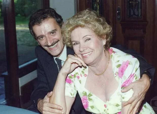 André Valli e Eloísa Mafalda em um epis´Você Decide' (Foto: Divulgação/TV Globo)