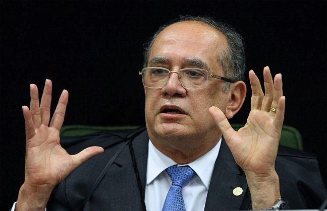 Ministro Gilmar Mendes durante sessão da 2ª turma, 12/09/2017 (Foto: Nelson Jr ./ SCO / STF)