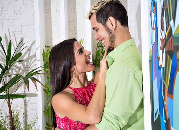 Emiliano D Avila e Natalia Rosa (Foto: Leo Farah/ Divulgação)