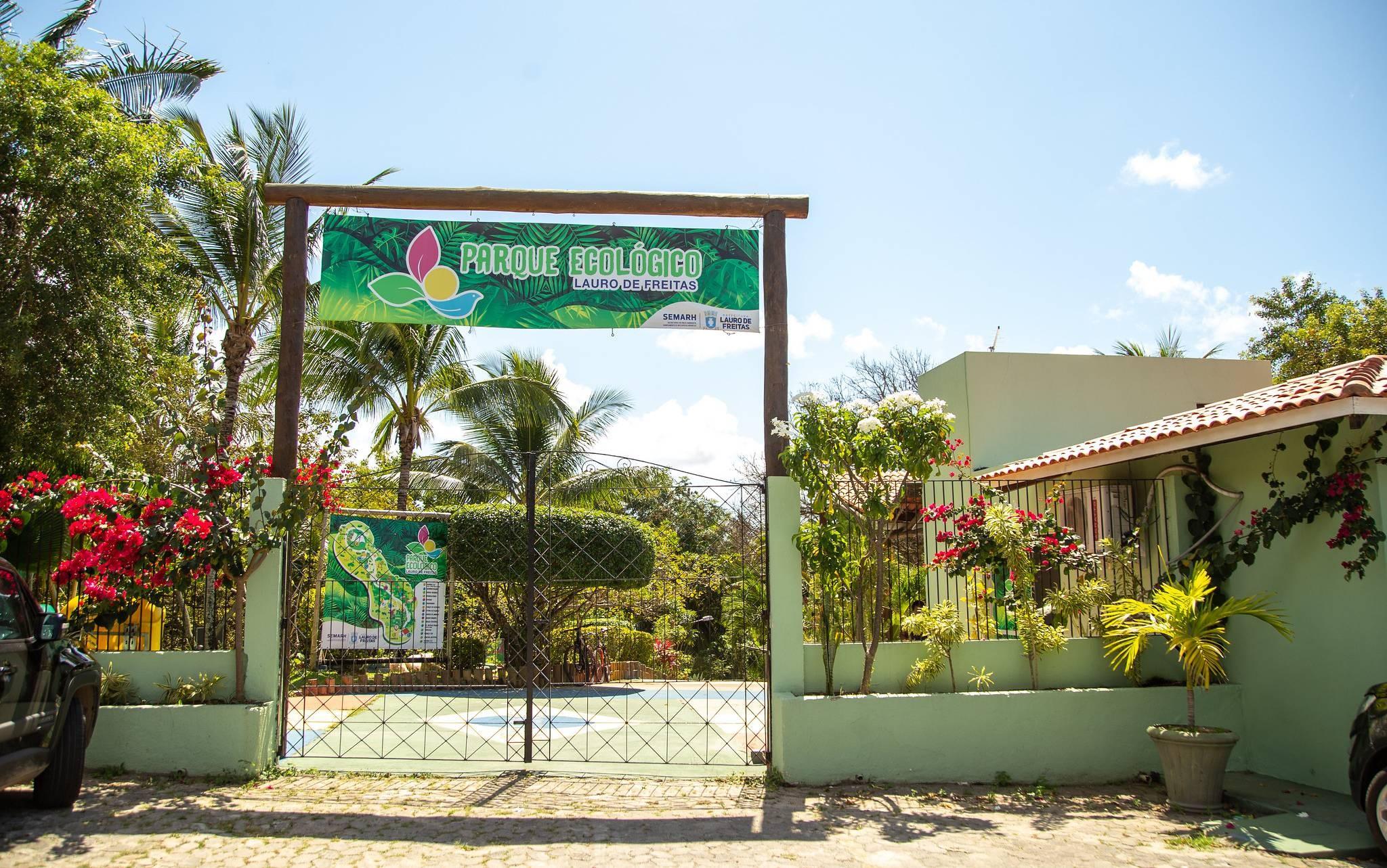 Parque Ecológico de Lauro de Freitas reabre para visitação do público na quinta-feira; confira