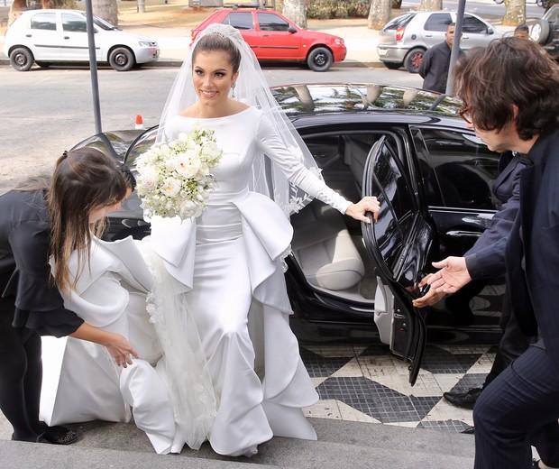 Casamento Bruna Hamú (Foto: Manuela Scarpa e Marcos Ribas/Brazil News)