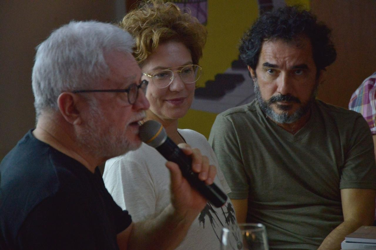 """""""Fiz com muita alegria"""", diz Patrícia Pilar sobre personagem da série Onde Nascem os Fortes, gravada na PB - Noticias"""
