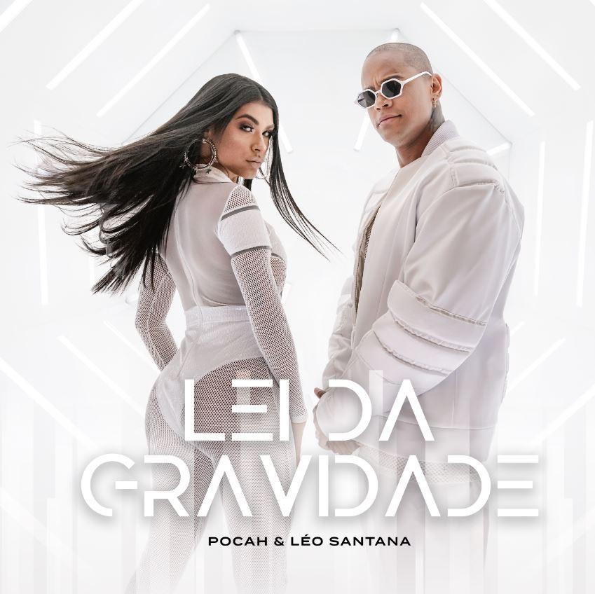 'Lei da gravidade' faz Pocah cair nos clichês do funk com Léo Santana