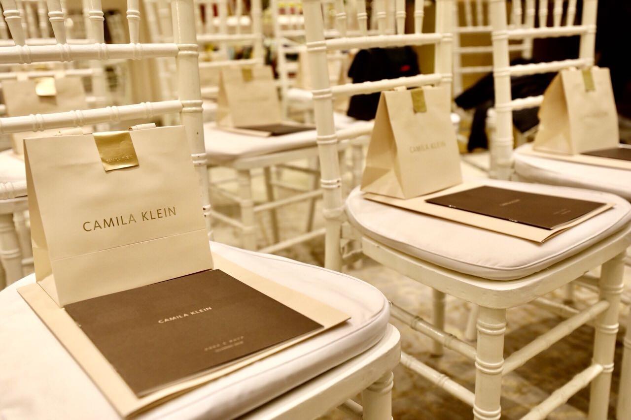 O evento aconteceu na Casa de Camila - espaço criado pela designer de joias Camila Klein (Foto: Mariana Pekin)