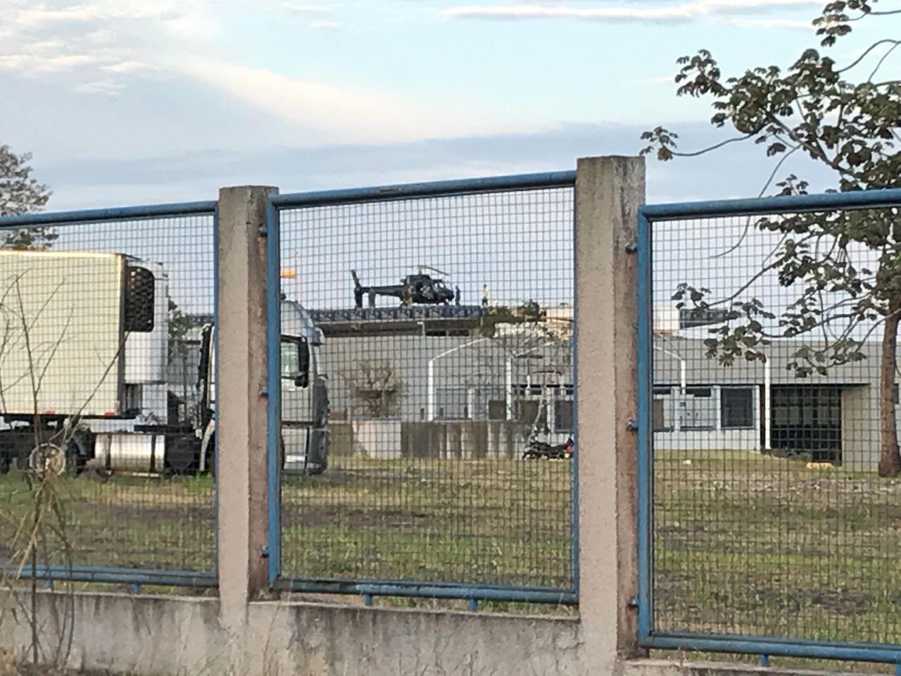 Chefe de facção que atua dentro e fora dos presídios brasileiros é transferido da PF em Foz do Iguaçu