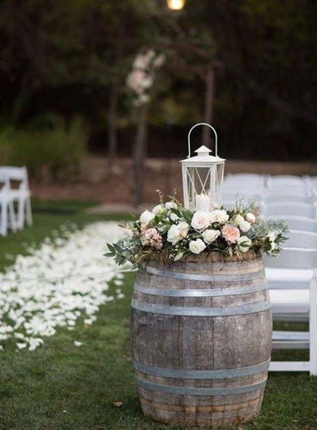 19 ideias de decoração de casamento para copiar em casa (Foto: Reprodução/Pinterest)