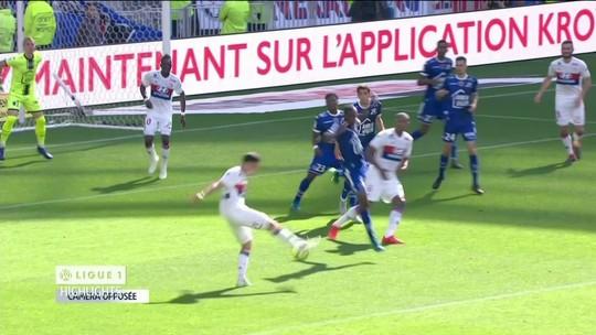 Lyon, Monaco e Olympique vencem na busca por vaga na Champions pelo Francês
