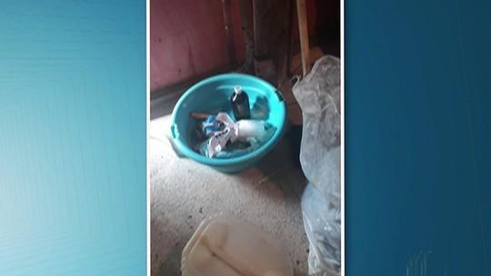 Polícia Ambiental descobre sítio utilizado como refinaria drogas em Mogi
