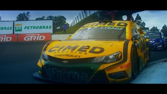 Chamada Stock Car, corrida da etapa de Velo Città