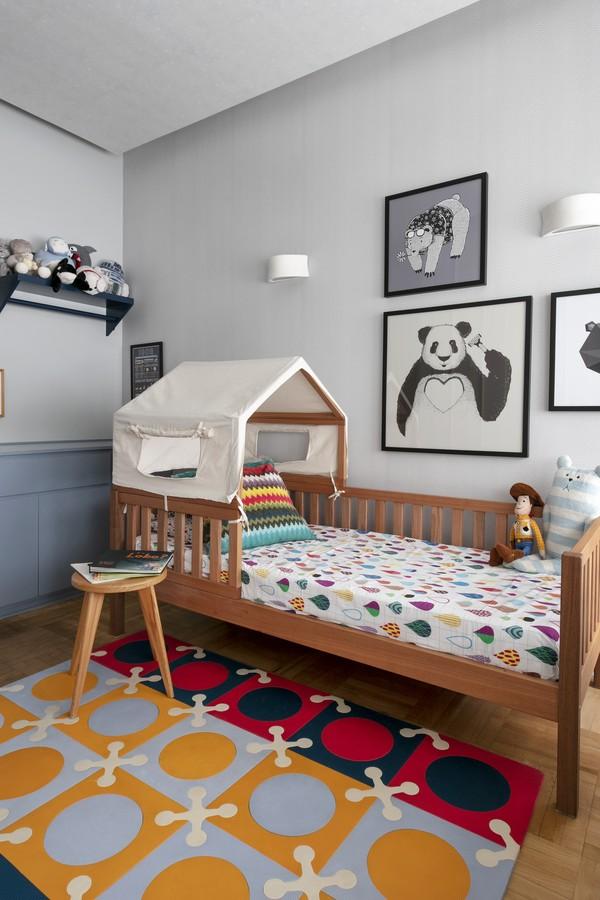 Cama infantil: 6 projetos para se inspirar (Foto: Divulgação)